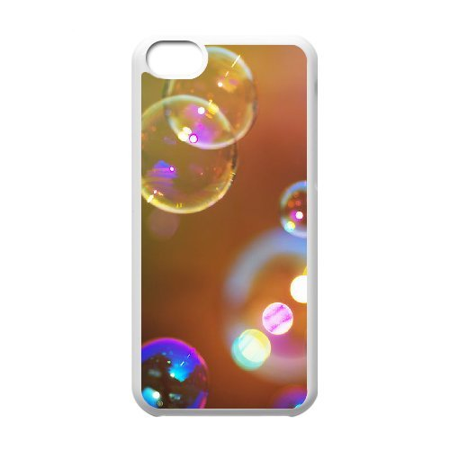 SYYCH Phone case Of Colorful Water Bubbles 2 Cover Case For Iphone 5C