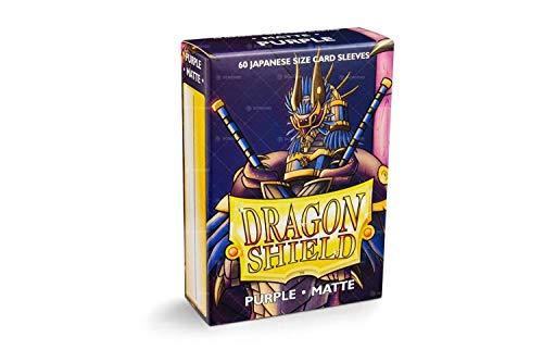Japanese Trading Card - Arcane Tinmen ApS ART11109 Dragon Shield Japanese Card Game, Matte Purple