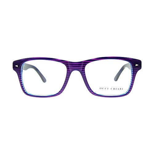 OCCI CHIARI - Lunette de soleil - Femme Taille Unique Violet