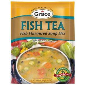 Grace Fish Tea Soup (3 Pack)
