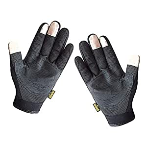 Amazon.com: Motorcycle Gloves Winter Glove Full Finger