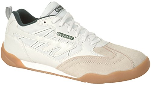 New Hi-Tec Squash Sports Trainers Unisex Indoor Court Shoes Size 3-12