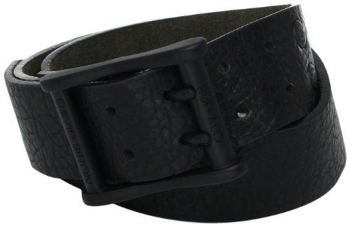 Buffalo by David Bitton Men's Double Prong Buckle Belt
