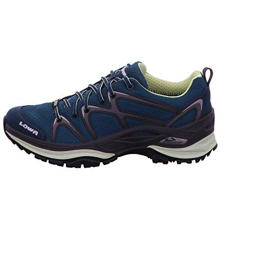 Lowa Innox GTX LO Mujer - azul petróleo/mint - - PETROL/MINT, Turquesa, 41/5