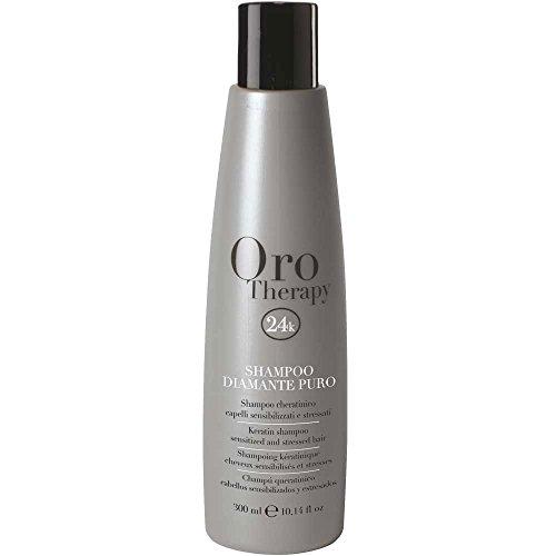 Fanola Diamante Puro Keratin Shampoo, 300 ml
