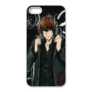 iPhone 4 4s Cell Phone Case White Death Note 07 Yliqb
