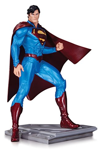 DC Collectibles The Man of Steel: Superman by Cully Hamner Statue