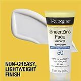 Neutrogena Sheer Zinc Oxide Dry-Touch Mineral