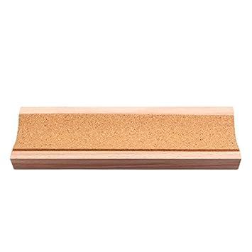 Kenthia - Soporte para reposacabezas de guitarra eléctrica para bajo, diapasón y luthier: Amazon.es: Instrumentos musicales