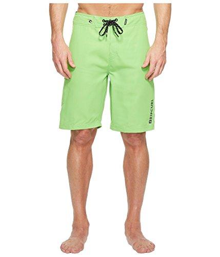 Rip Curl Men's All Time 2.0 Boardshorts Green 32 - Green Mens Boardshorts