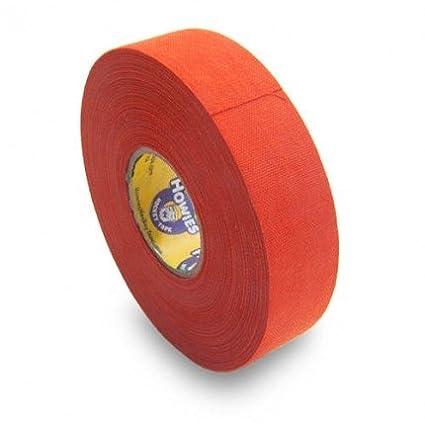 Schlägertape Profi Cloth Hockey Tape 25mm f. Eishockey farbig Howies
