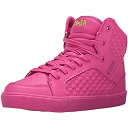 Zumba Women's Street Boss Dance Shoe, Pink, 7 M US