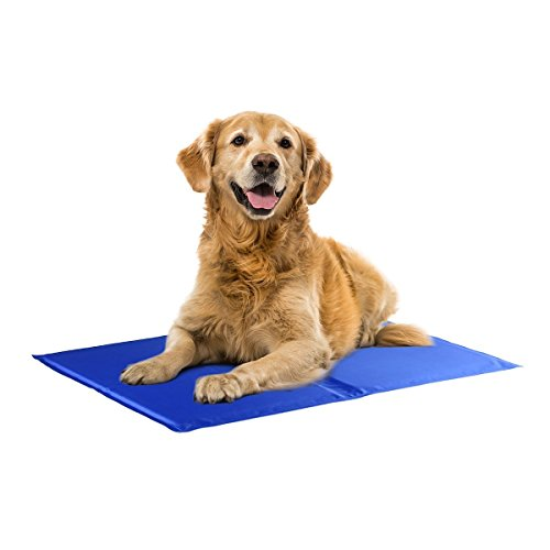 isYoung Cooling Mat - Cold Pad For Cats and Dogs - Best For Keeping Pets Cool