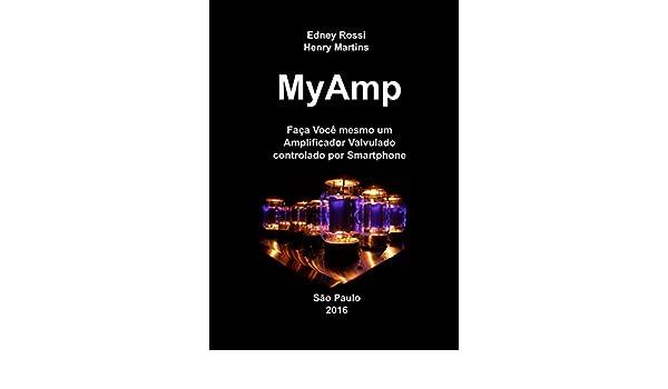 MyAmp: Faça Você mesmo um Amplificador Valvulado controlado por ...