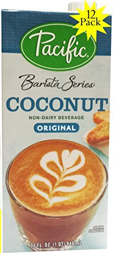 Pacific Barista Series Coconut Original 12 Pack by Pacific