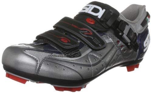 Sidi Dragon 2 C Srs1, Zapatillas de Ciclismo de Carretera para Mujer, Gris, 44.5 EU: Amazon.es: Zapatos y complementos