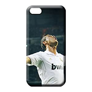 iphone 6plus 6p Shock-dirt Hot Style Scratch-proof Protection Cases Covers phone carrying cases cristiano Ronaldo Goal Celebration