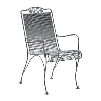 Amazon Com Woodard May001 Briarwood Dining Bar Seat Cushion