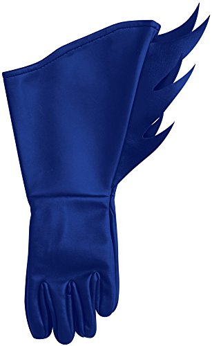 Batman Brave and Bold Kids Gloves (The Brave And The Bold Batman Costume)