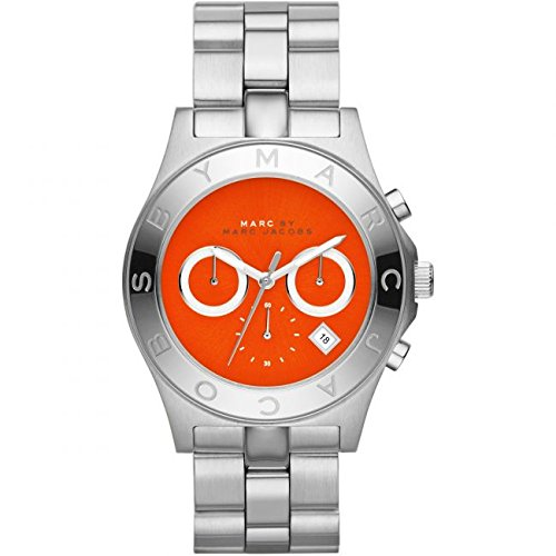 MBM3306 Marc By Marc Jacobs Blade Stainless Steel Chronograph Ladies Watch