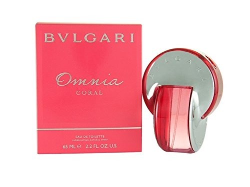 ( In Mind ) Bvlgari Omnia Coral Eau De Toilette Spray for Women 2.2 oz. ( NEW Authentic and Fast Shipping )