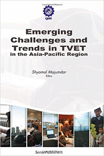 Book Emerging Challenges and Trends in Tvet in the Asia-Pacific Region