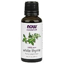 Now Foods: Thyme Oil White, 1 oz