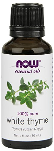 NOW White Thyme Oil 1 Ounce
