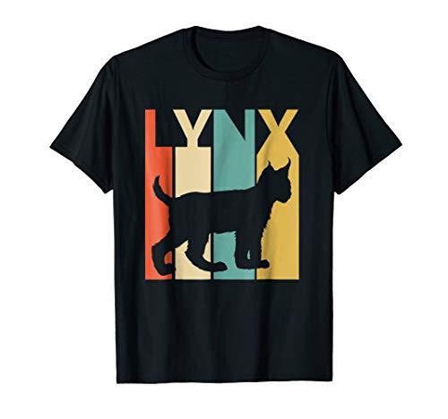 (Lynx T-shirt, Lynx Tshirt Christmas Gift)