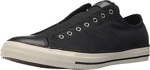Converse Black Slip - Converse CTAS Slip Black/Black/Egret (11 Women / 9 Men M US)