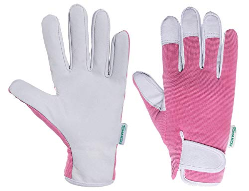 Leather Gardening Gloves Women Slim fit product image