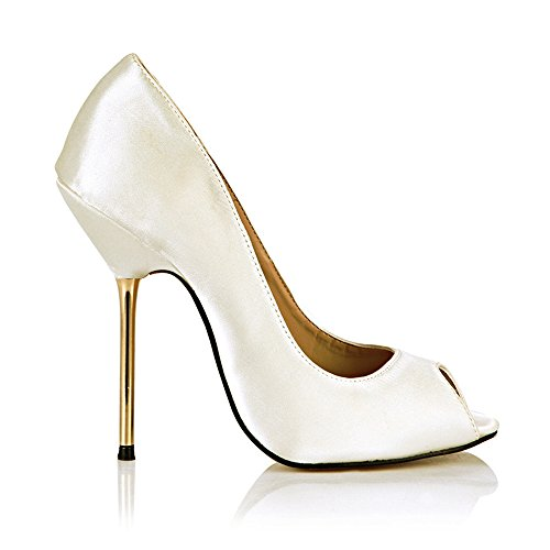 rouge vie à La nocturne le emulation chaussures poisson chaussures white Milky talon bleu haut de silk pointe 8qFSxTw