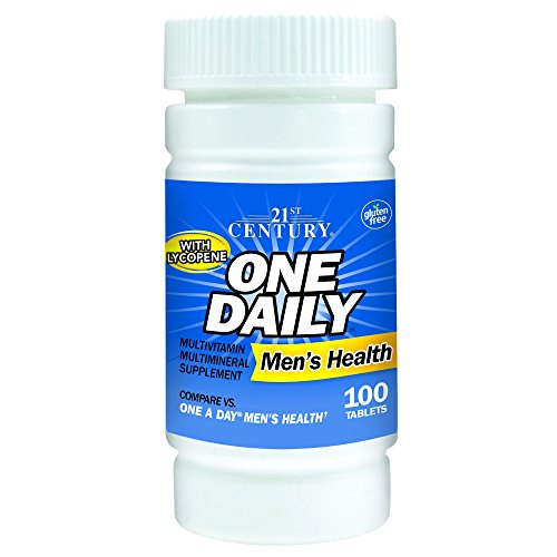 21st Century One Daily Tablets - 21st Century One Daily Men's Health Tablets, 100 Count