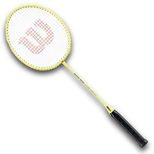 Wilson Matchpoint Badminton Racket (Yellow, 660...
