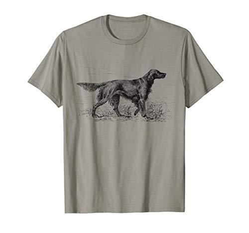 - Irish Setter T-shirt vintage Dog Lovers