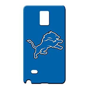 samsung note 4 Appearance Scratch-proof New Arrival mobile phone skins detroit lions 8