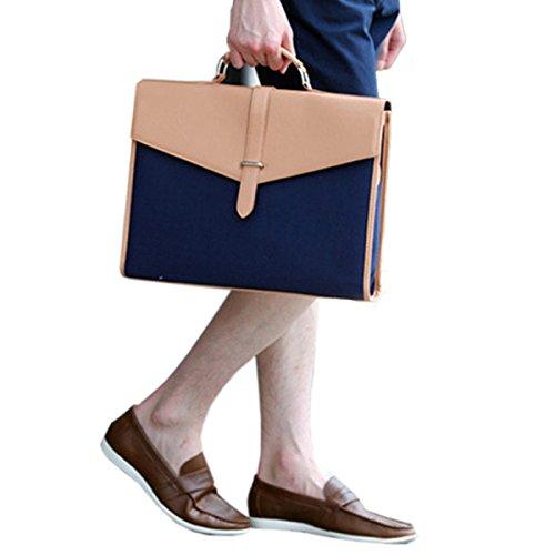 Bolsos Para Hombres Bolsa De Ocio Para Negocios Bolsa Para Oficina Diagonal Bolsa Impermeable Para Oficina B