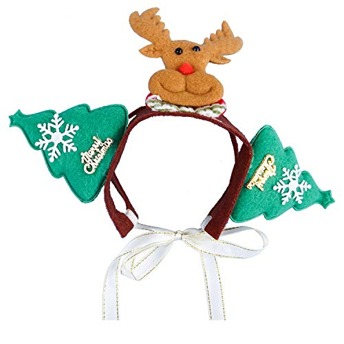 Pet Dog cat Clothes Halloween Costume Coat Dress Mascot Costume Coat Christmas Clothes Pets,Green elk,S -