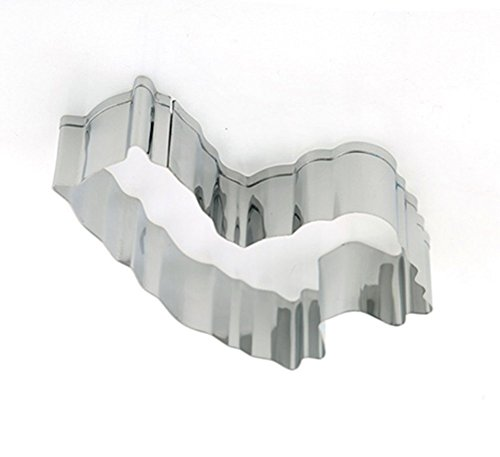 Hosaire Cookie Cutter Cute Alpaca Shaped Cutters Mould Baking Biscuit Moulds Cake Decorating Tools by Hosaire (Image #1)