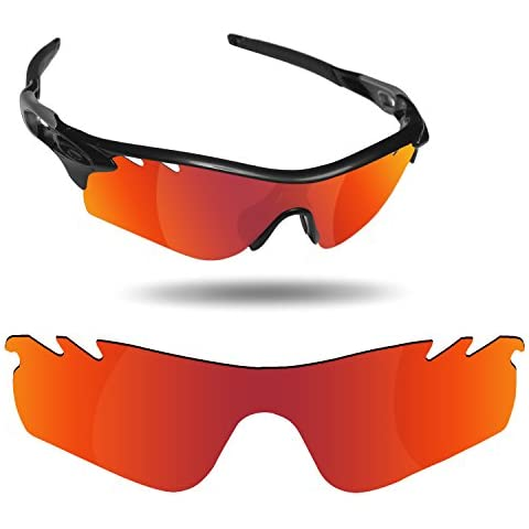 f4d76ffb4b2f Fiskr Anti-Saltwater Replacement Lenses for Oakley RadarLock Path Vented  Sunglasses - Various Colors