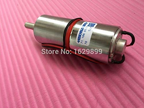 Yoton 1 piece hengoucn CD102 SM102 gear motor 71.186.5121 12V by Yoton (Image #2)