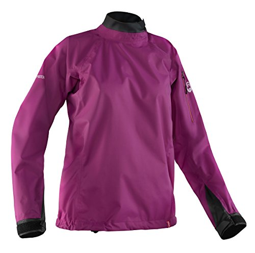 NRS Women's Endurance Paddling Jacket-Orchid-L