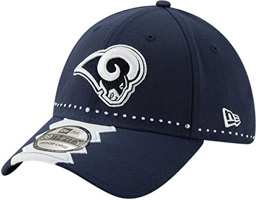 New Era Los Angeles Rams 2019 NFL Draft On-Stage Official 39THIRTY Flex Hat (S/M)