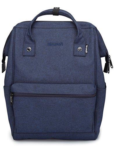 Himawari Travel Backpack Laptop Backpack Large Diaper Bag Doctor Bag Backpack School Backpack for Women&Men (Scrub Blue) by Himawari (Image #1)