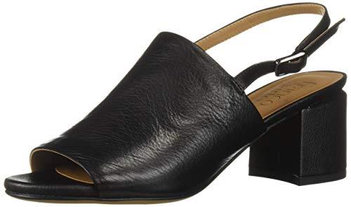 Franco Sarto Women's Marielle Heeled Sandal Black 10 M US from Franco Sarto