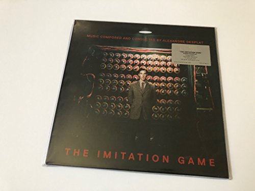 The Imitation Game(180g LTD. Numbered Colored Vinyl)