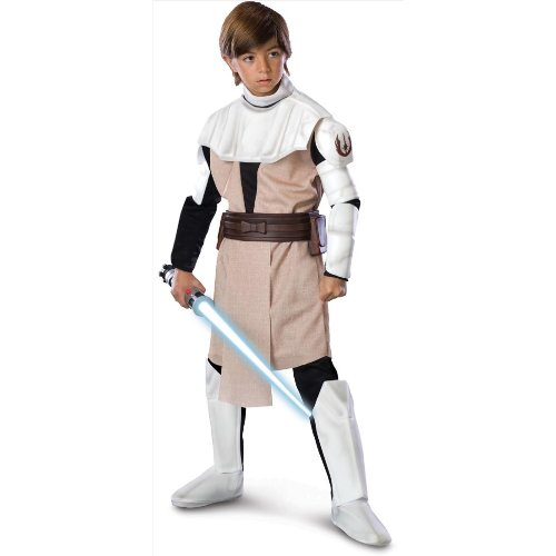 Rubie's Costume Co Deluxe Anakin Skywalker Child Costume - Medium, Multicolor]()