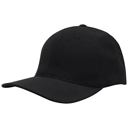 Adams USA Comfort Fit Interlock 8-Stitch Baseball Umpire Cap