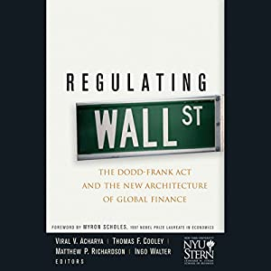Regulating Wall Street Audiobook