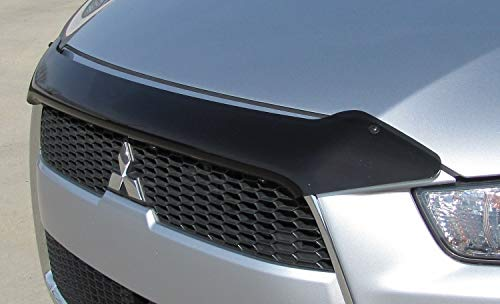 Mitsubishi Genuine Tinted Hood Bug Gravel Deflector/Protector MR936650 Outlander 2010 2011 2012 2013